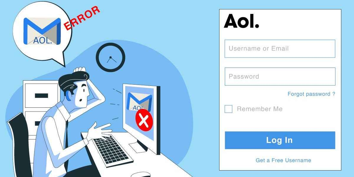 Guide to login to AOL Mail account and the biometric feature